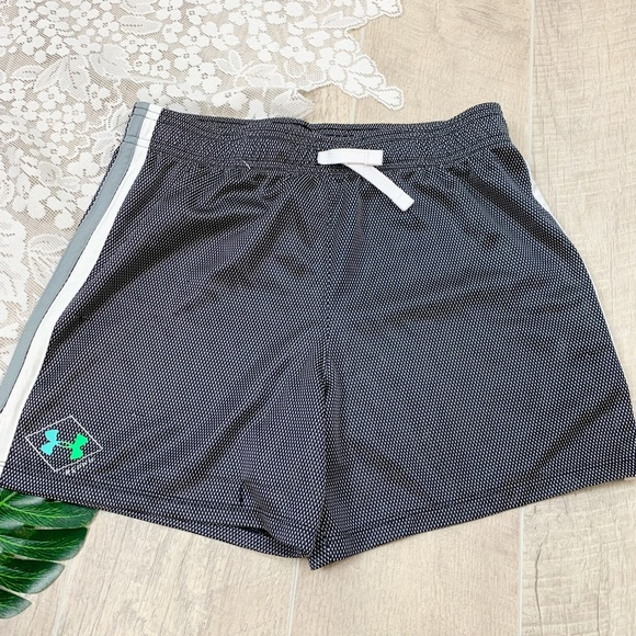 Under Armour Other - Under Armour Mesh Gym Athletic Shorts Youth 1830